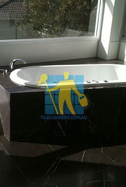 granite tile bathroom bath tub melbourne