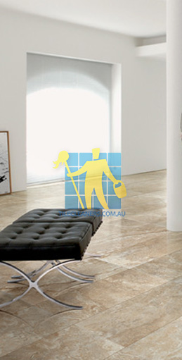 modern living room with textured rectangular porcelain tiles on floor melbourne