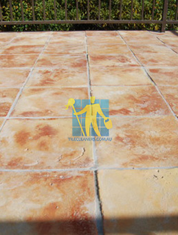 large terracotta tiles sample squares brand new mediterranean floor tiles grey grout rustic look